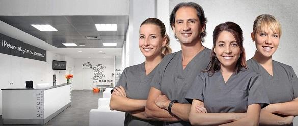 e.dent Odontología, Clínica dental en Valencia