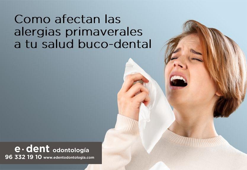 Alergias y la salud buco dental mejor clinica dental en - Clinica dental mediterranea ...